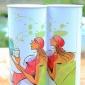 新款 现货 花茶坚果包装 花茶纸罐 定制包装 免费设计 厂家直销