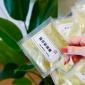 现货厂家OEM可贴牌深层清洁去黑头抗控DOU油绿茶粉面膜女一件代发
