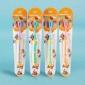 皓牛卡通牙刷厂家直销 吸塑纸卡装 6-12岁软毛儿童牙刷 宝宝牙刷