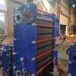 化工金属酸洗废水 降温冷却 耐酸腐蚀 C276哈氏合金板式换热器