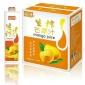 金登河生榨芒果汁1.5L系列,厂家批发,口感纯正,无中间商